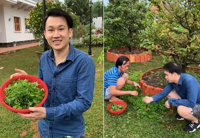 Dương Triệu Vũ hé lộ cuộc sống bình dân với Hoài Linh trong Nhà Thờ Tổ-3
