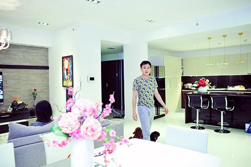 Dương Triệu Vũ hé lộ cuộc sống bình dân với Hoài Linh trong Nhà Thờ Tổ-2