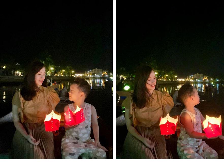 Đi nghỉ dưỡng ở resort sang chảnh tránh nóng, Ly Kute lại gây sốt vì chụp ảnh chung với mẹ ruột trẻ đẹp như 2 chị em-4