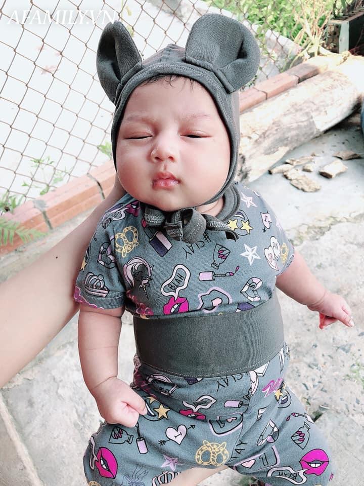 Lúc bầu bí hâm mộ Đặng Văn Lâm cuồng nhiệt, mẹ 9x Tây Ninh sinh con ra ai nhìn mặt bé cũng giật mình-5