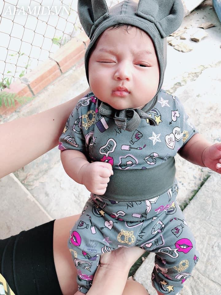 Lúc bầu bí hâm mộ Đặng Văn Lâm cuồng nhiệt, mẹ 9x Tây Ninh sinh con ra ai nhìn mặt bé cũng giật mình-6