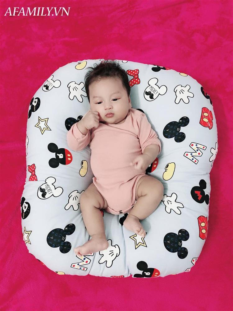Lúc bầu bí hâm mộ Đặng Văn Lâm cuồng nhiệt, mẹ 9x Tây Ninh sinh con ra ai nhìn mặt bé cũng giật mình-8