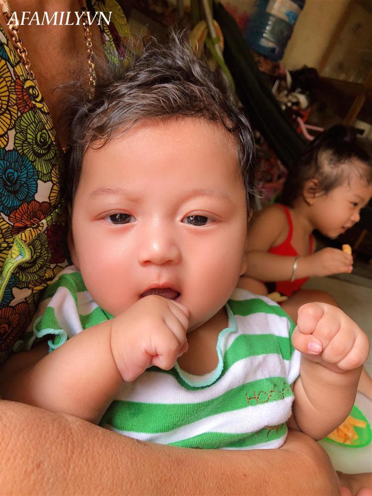 Lúc bầu bí hâm mộ Đặng Văn Lâm cuồng nhiệt, mẹ 9x Tây Ninh sinh con ra ai nhìn mặt bé cũng giật mình-12