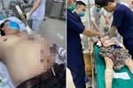 Chân dung kẻ giết vợ trong phòng tắm ở Phú Thọ: Chồng vũ phu, từng chém đứt gân tay vợ-5