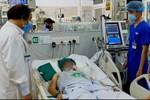 Bé trai 7 tuổi hôn mê sau khi mổ lấy nẹp tay ở bệnh viện Bình Phước đã tử vong-2