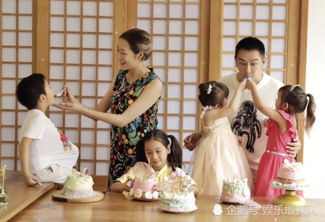 Chân dung vợ Á hậu nóng bỏng, hy sinh nhan sắc sinh 4 con cho Tôn Ngộ Không-5