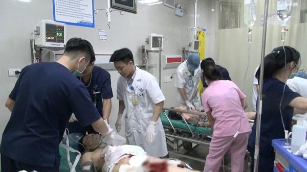 Chân dung kẻ giết vợ trong phòng tắm ở Phú Thọ: Chồng vũ phu, từng chém đứt gân tay vợ-1