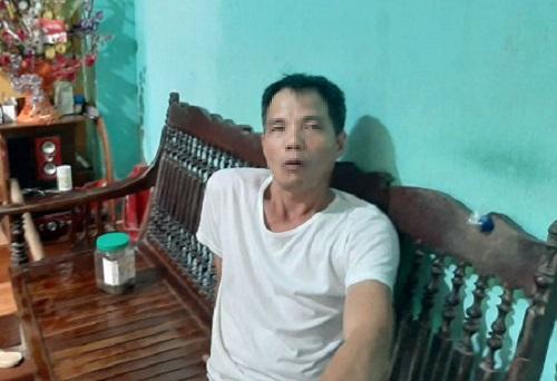 Chân dung kẻ giết vợ trong phòng tắm ở Phú Thọ: Chồng vũ phu, từng chém đứt gân tay vợ-3