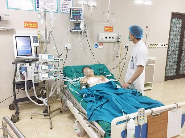 Chân dung kẻ giết vợ trong phòng tắm ở Phú Thọ: Chồng vũ phu, từng chém đứt gân tay vợ-4