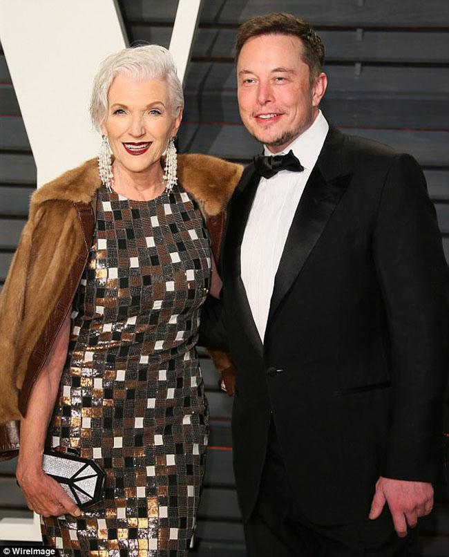 Mẹ tỷ phú hàng không vũ trụ Elon Musk: Chọn trường, xin việc là chuyện con cái phải làm, đừng nhúng tay vào-12