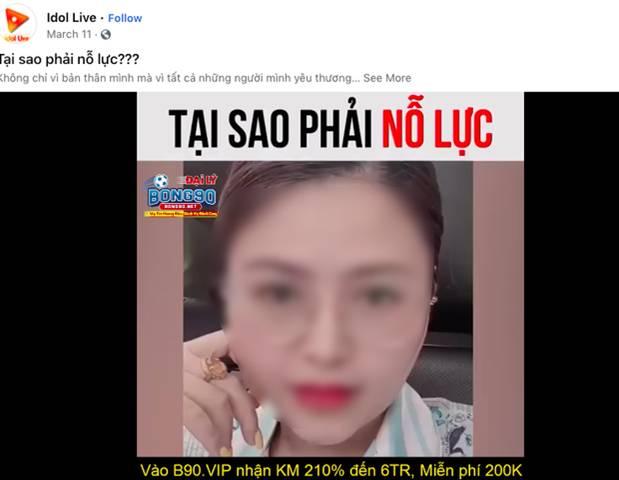 Giang hồ mạng Huấn Hoa Hồng ngang nhiên làm MV quảng cáo game đánh bạc: Có thể bị xử lý hình sự-6