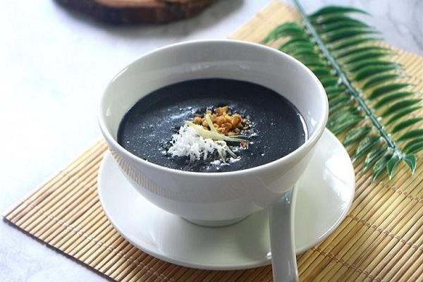 Cách làm món chè mè đen ngọt bùi, bổ dưỡng cho bà bầu-3