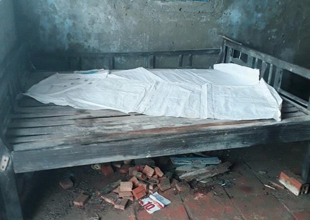 Cụ bà 78 tuổi bị con dâu và cháu nội bỏ rơi ở căn nhà hoang đã qua đời-1
