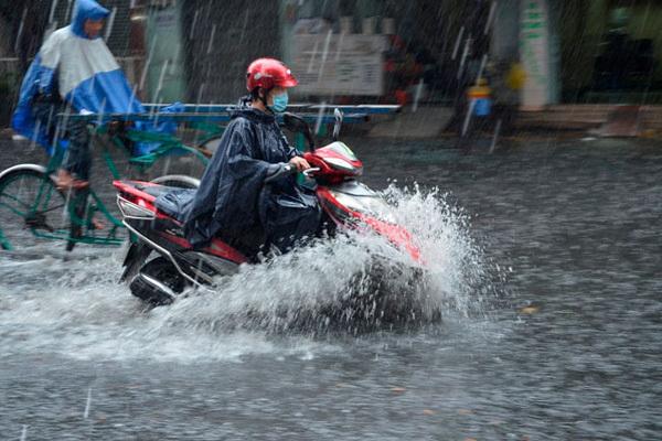 Dự báo thời tiết 27/6: Hà Nội mưa rào chiều tối-1
