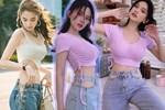 Đụng hàng chiếc túi da 75 triệu, Ngọc Trinh bất ngờ lấn át cả Song Hye Kyo: Sự an toàn quá mức khiến ngọc nữ xứ Hàn mờ nhạt toàn tập-7