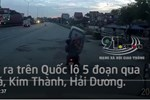 Trộm vứt xe bỏ chạy khi bị truy đuổi-1
