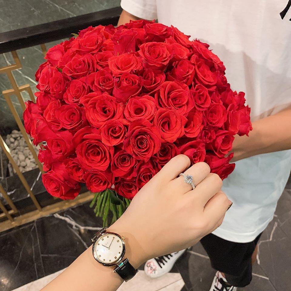 Sau thông báo chốt cưới, Khánh Linh khoe nhận quà siêu khủng từ Bùi Tiến Dũng-3