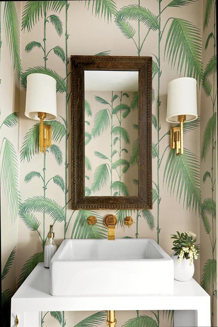 Ngây ngất với những căn phòng tắm ngập tràn hơi thở thiên nhiên-5