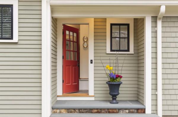 Chọn màu sắc cửa chính để không ảnh hưởng đến sức khỏe tài lộc, mang đến sự yên ấm cho gia chủ-8