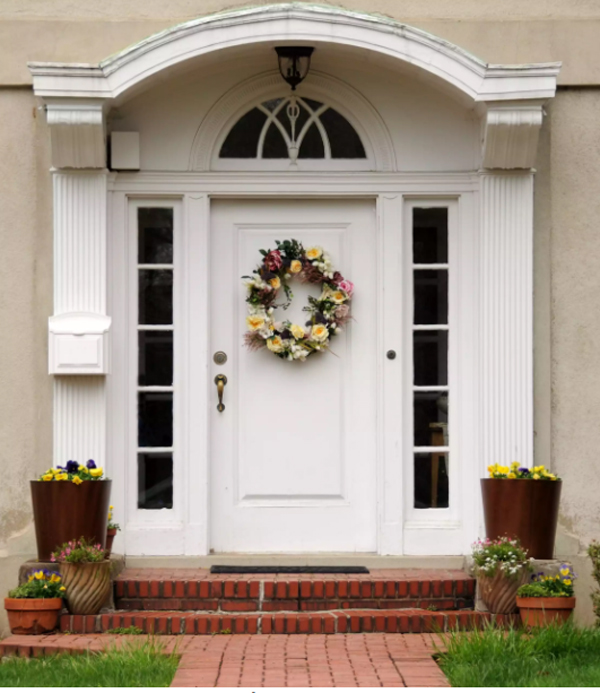 Chọn màu sắc cửa chính để không ảnh hưởng đến sức khỏe tài lộc, mang đến sự yên ấm cho gia chủ-6