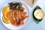 Cách làm canh bí đỏ nấu thịt băm, tôm khô ngọt bùi đưa cơm ngày nắng-3
