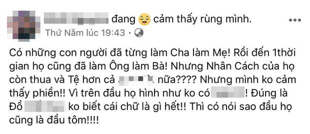 Mẹ vợ Hoài Lâm bất ngờ bị đào lại dòng trạng thái đầy ẩn ý cực gắt ngay trước khi con gái ly hôn-1