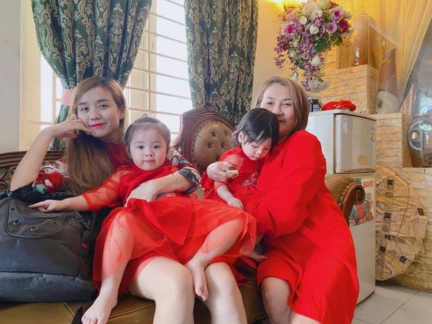 Mẹ vợ Hoài Lâm bất ngờ bị đào lại dòng trạng thái đầy ẩn ý cực gắt ngay trước khi con gái ly hôn-2