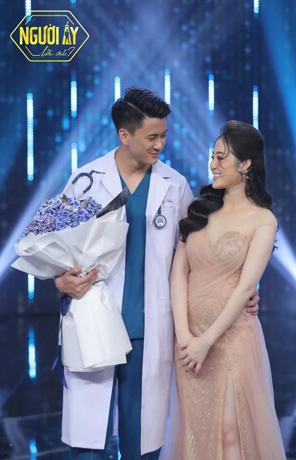 Người ấy là ai?: Nữ thần thời tiết Thanh Tâm kể về bác sĩ điển trai Quang Lâm, tiết lộ lý do không đi thi Hoa hậu-3