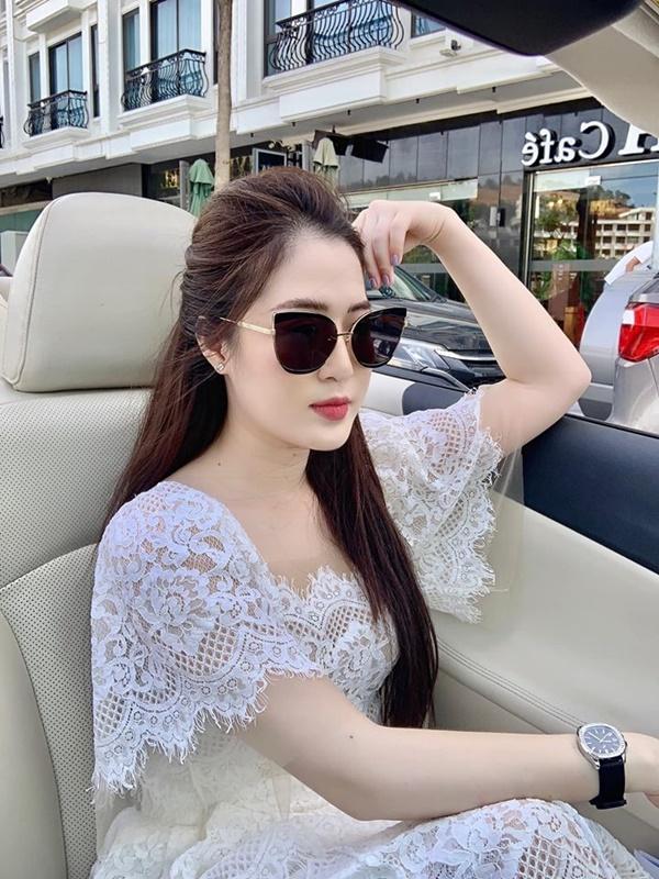 Người ấy là ai?: Nữ thần thời tiết Thanh Tâm kể về bác sĩ điển trai Quang Lâm, tiết lộ lý do không đi thi Hoa hậu-6
