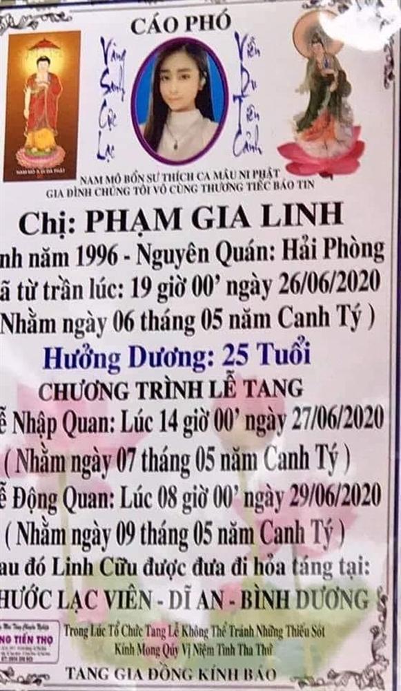 Diễn viên trẻ Phạm Gia Linh qua đời đột ngột ở tuổi 25-2
