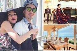 Cùng ở nhà triệu đô: Hoa hậu Hà Kiều Anh vẫn kém cháu trai gia tộc nức tiếng Sài Gòn