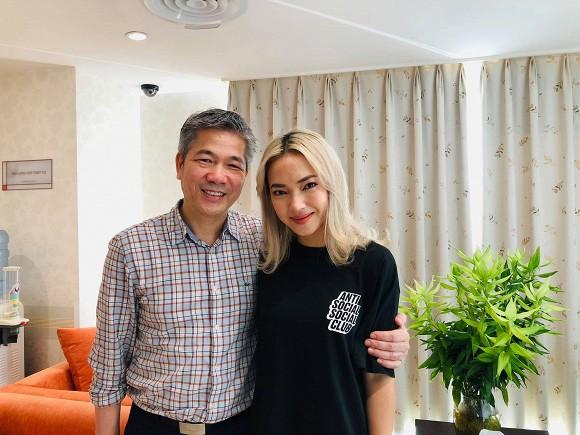 Lộ diện chân dung bạn trai của diva Thanh Lam, một bác sĩ giỏi từng điều trị cho nhiều nghệ sĩ nổi tiếng-6