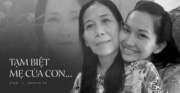 Không thể về chịu tang, Kim Hiền xúc động vì chồng cũ thay mặt để lo chu toàn và đưa tiễn mẹ ruột về nơi an nghỉ cuối cùng-3