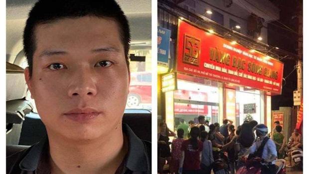 Lời khai của nghi phạm cướp tiệm vàng, đâm trọng thương người truy đuổi ở Hà Nội-1