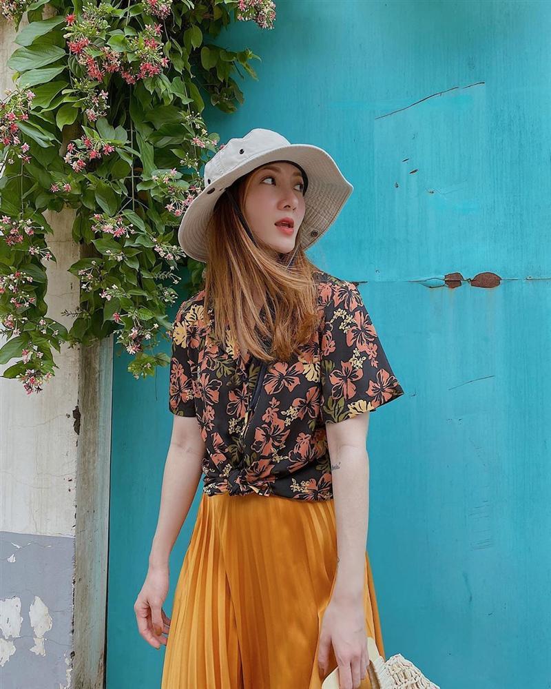 Style Hè của bạn sẽ thật nhàm chán nếu còn chưa sắm ngay 1 em áo họa tiết như sao Việt-2
