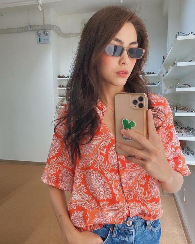 Style Hè của bạn sẽ thật nhàm chán nếu còn chưa sắm ngay 1 em áo họa tiết như sao Việt-5