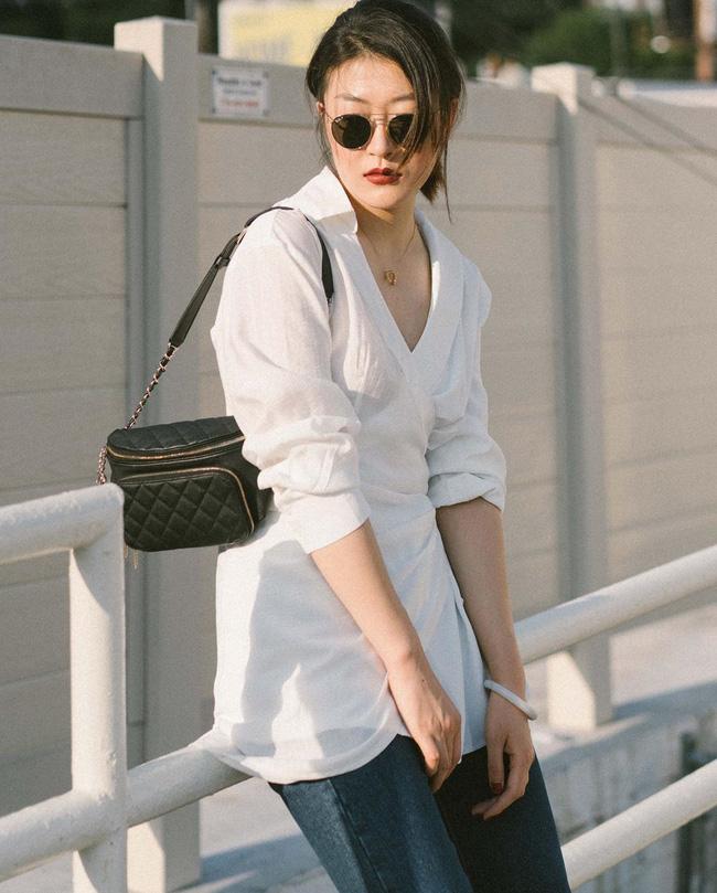 Nàng fashion blogger gợi ý 9 set màu trung tính để chị em công sở dù vụng về hay không có nhiều đồ vẫn mặc đẹp khỏi nghĩ-2