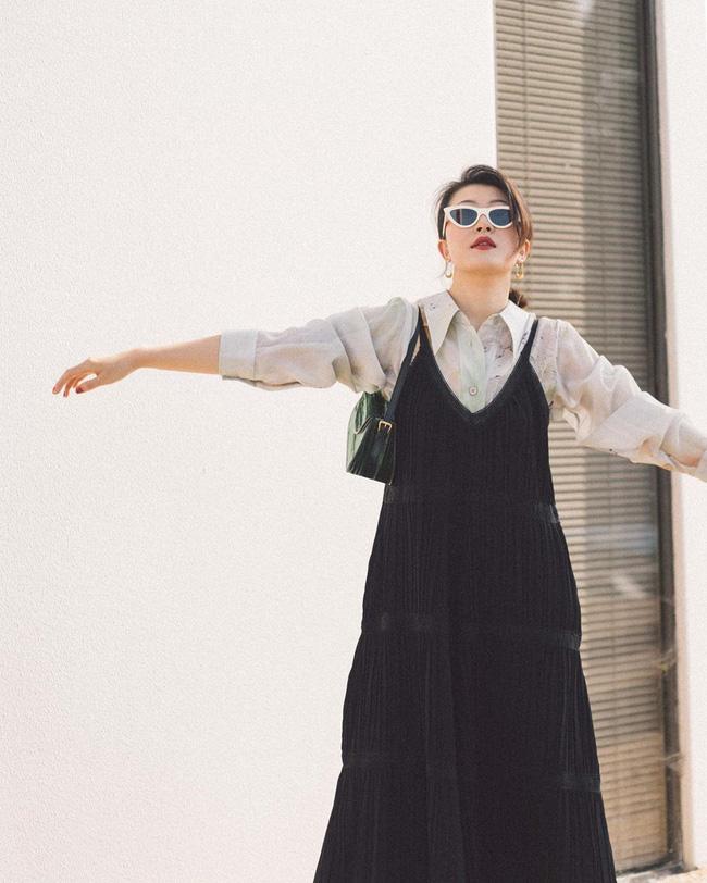 Nàng fashion blogger gợi ý 9 set màu trung tính để chị em công sở dù vụng về hay không có nhiều đồ vẫn mặc đẹp khỏi nghĩ-3