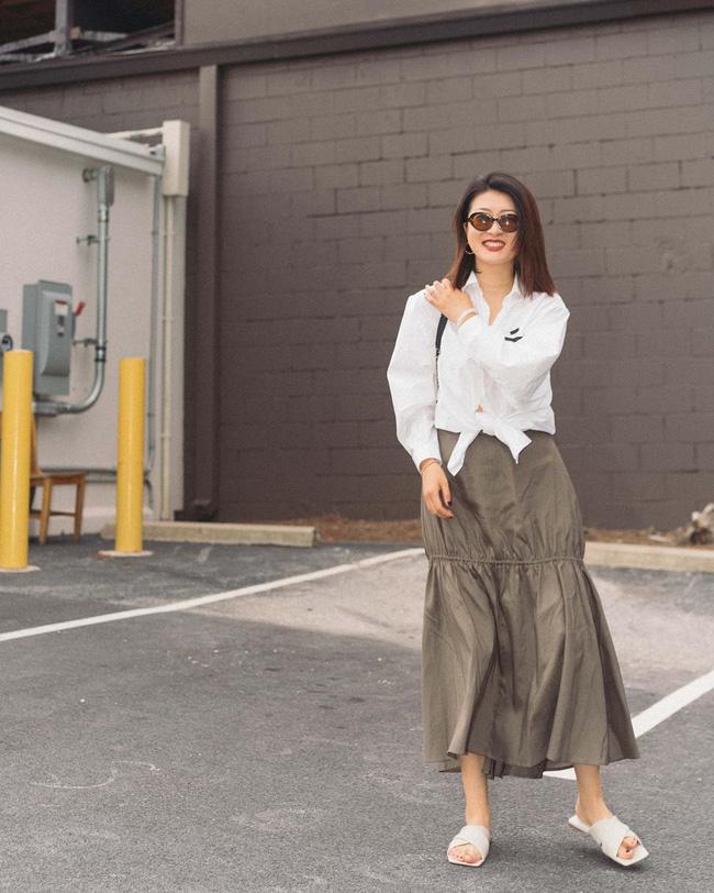 Nàng fashion blogger gợi ý 9 set màu trung tính để chị em công sở dù vụng về hay không có nhiều đồ vẫn mặc đẹp khỏi nghĩ-4