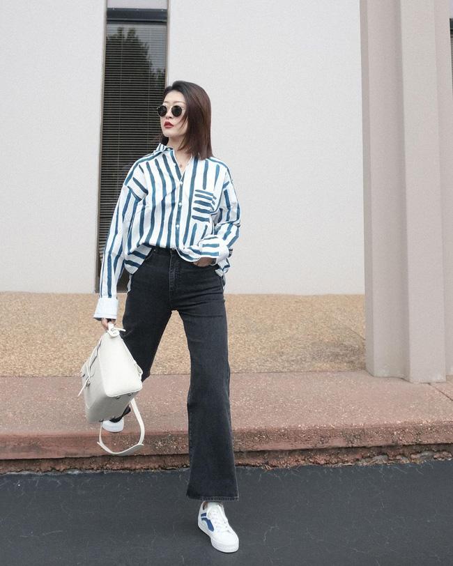 Nàng fashion blogger gợi ý 9 set màu trung tính để chị em công sở dù vụng về hay không có nhiều đồ vẫn mặc đẹp khỏi nghĩ-7