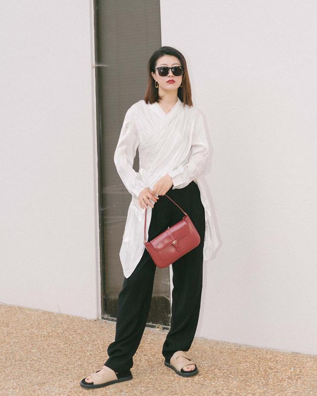 Nàng fashion blogger gợi ý 9 set màu trung tính để chị em công sở dù vụng về hay không có nhiều đồ vẫn mặc đẹp khỏi nghĩ-9