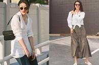 Nàng fashion blogger gợi ý 9 set màu trung tính để chị em công sở dù 'vụng về' hay không có nhiều đồ vẫn mặc đẹp khỏi nghĩ