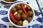 Bữa trưa đơn giản với món đậu phụ nhồi thịt đậm đà, đưa cơm-1