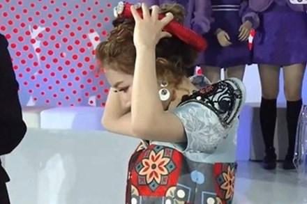 Bích Phương, Tuấn Hưng gặp sự cố trên sân khấu