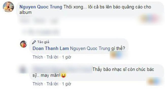 Phản ứng bất ngờ của nhạc sĩ Quốc Trung khi ca sĩ Thanh Lam công khai bạn trai bác sĩ-2