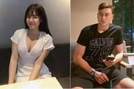 Bạn gái Văn Lâm khoe ảnh tình cảm bên cạnh bạn trai sau thời gian dài im ắng