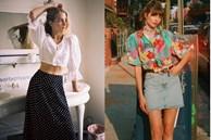 4 mẫu chân váy xinh như mộng được phụ nữ Pháp si mê từ năm này qua tháng khác, bạn sắm theo là style đã 'lên đời' rồi
