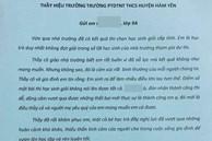 Tâm thư thầy hiệu trưởng gửi nữ sinh duy nhất trượt học sinh giỏi: Từng dòng chữ khiến ai đọc cũng rơi nước mắt!