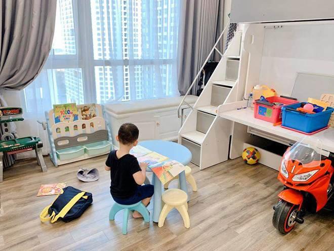 Khoe con trai biết làm việc nhà, Ly Kute tiết lộ chuyện đơn thân cũng nuôi dạy con cực khéo-2