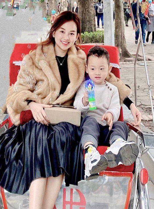 Khoe con trai biết làm việc nhà, Ly Kute tiết lộ chuyện đơn thân cũng nuôi dạy con cực khéo-4